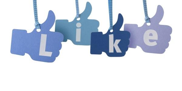 кнопка фейсбук для сайта